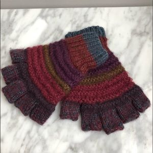 Andes Gifts Fingerless Gloves